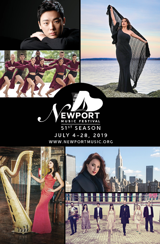 Image result for newport music festival 51st season