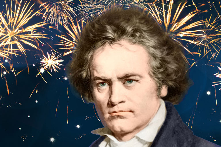 Image result for beethoven's birthday bash newport music festival